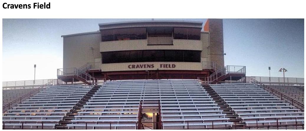 Cravens Field